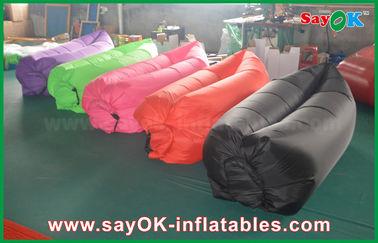 China 260x70cm Strand-Schlafenluft-Couch-Taschen-Sofa mit kundengebundenen Farben für den Verkauf fournisseur