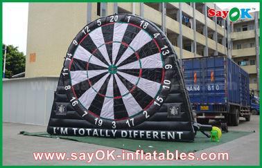 China PVC-Planen-aufblasbare Sportspiele, kundenspezifische Werbungsinflatables-Dartscheibe fournisseur