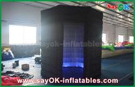 Gute Qualität Aufblasbares Luft-Zelt & Neuester aufblasbarer Lingting-Achteck-Passfotoautomat-Oxford-Stoff für die Heirat oder Ereignis disponibles à la vente