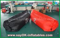 China Innen-/Treffpunkt-im Freien aufblasbare Strand-Luft-Schlafsack-Sofa-Handelsklasse usine