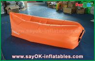 China 3 Jahreszeit-wasserdichter Nylonstoff-aufblasbare Luft-Couch-Treffpunkt-Aufenthaltsraum-Tasche 1.2kg usine