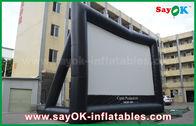 China Projektions-Stoff aufblasbares Fernsehschirm CER ml x 7 mH des Riesen 10/SGS Zertifikat usine