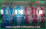 Gute Qualität Aufblasbares Luft-Zelt & Aufblasbare Spielwaren-Stoßball-Fußball-Blase, aufblasbarer menschlicher Hamster-Ball disponibles à la vente