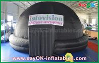 Gute Qualität Aufblasbares Luft-Zelt & Film-aufblasbares Projektions-Zelt-aufblasbares Hauben-Zelt des Planetariums-360 für Museen disponibles à la vente