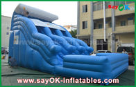 China Großer Anti-UV-0,55 PVC-Planen-aufblasbarer Prahler mit Logo-Drucken usine