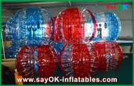 China Transparenter aufblasbare Fußball-Blasen-menschlicher Ball PVCs/TPU für Erwachsenen/Kind usine