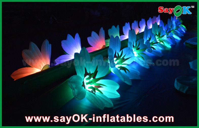 Grosse Aufblasbare Beleuchtungs Dekorations Aufblasbare Hochzeits
