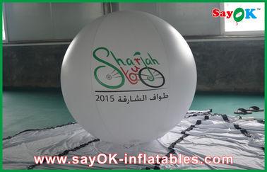 Kundengebundene riesiges PVC-Helium-aufblasbare Werbungs-Ballone für Partei