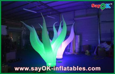 Geführte dauerhafte aufblasbare Beleuchtungs-Dekoration 3m attraktiv auf Boden
