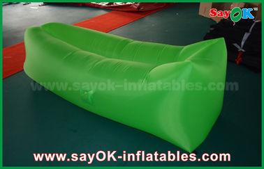 Soem aufblasbare faule knallen oben Sofa-Schlafsäcke für die blauen/roten/Purpur/Rosa Mädchen