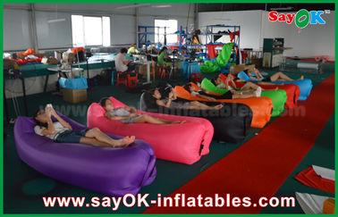 Kundengebundener Form-SchlafenLuftsack/aufblasbarer Luftsack 200 cm * 90 cm CER Zustimmung