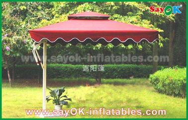 Kundenspezifische Banane des Druck-300cm, die Sun-Strandschirm für Garten im Freien hängt