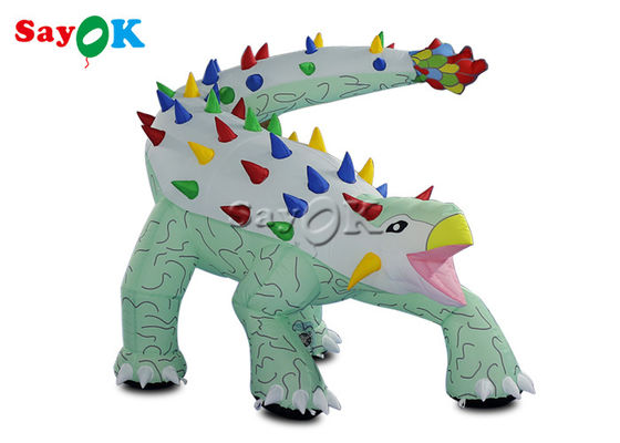 aufblasbares Karikatur-Modell For Advertising des Ankylosaurus-1.8x1.2mH