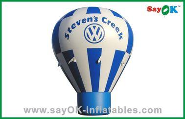Höhe der kundenspezifischer aufblasbarer großartiger Ballon-aufblasbare Werbungs-Produkt-6m