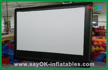 Aufblasbare Kinoleinwand-kommerzielle aufblasbare Kinoleinwand mit großem Bildschirm